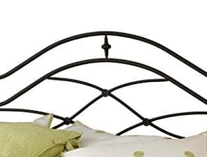 Hillsdale Furniture 1601 670 Hillsdale Cole Metal Without Bed Frame King Headboard 0 300x228