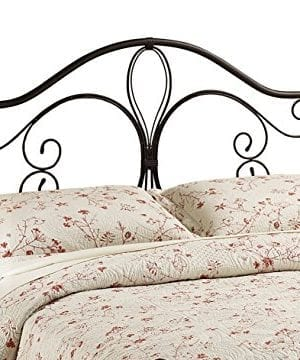 Hillsdale Milwaukee Without Bed Frame King Headboard Antique Brown 0 300x360