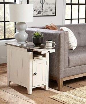 Martin Furniture Dakota Table White 0 300x360