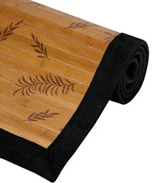 Oriental Furniture Bamboo Rug Little Leaf 2 X 3 0 300x360