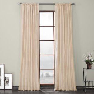 Pyrogi_Linen_Sheer_Rod_Pocket_Single_Curtain_Panel