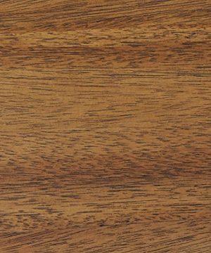 Rivet Mid Century Modern Industrial Geometric Carved Wood Bedroom Nightstand 24 Brown Black Metal 0 3 300x360