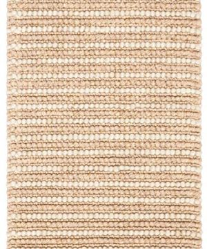Safavieh Bohemian Collection BOH525F Hand Knotted Beige And Multi Jute Area Rug 2 X 3 0 300x360