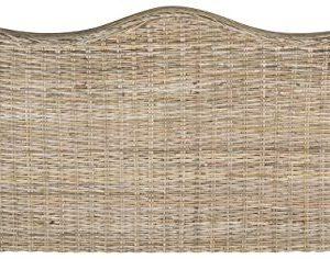 Safavieh Home Collection Imelda Grey Headboard King 0 300x236