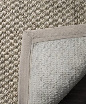 Safavieh Natural Fiber Collection NF525C Marble Sisal Area Rug 2 X 3 0 1 300x360