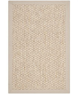 Safavieh Natural Fiber Collection NF525C Marble Sisal Area Rug 2 X 3 0 300x360