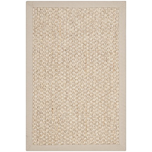 Safavieh Natural Fiber Collection NF525C Marble Sisal Area Rug 2 X 3 0