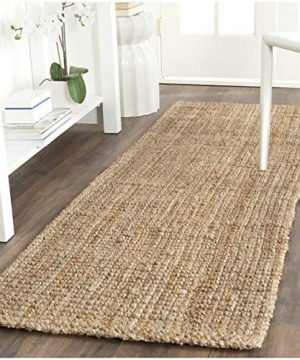 Safavieh Natural Fiber Collection NF747A Hand Woven Natural Jute Area Rug 2 X 3 0 0 300x360