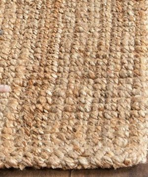 Safavieh Natural Fiber Collection NF747A Hand Woven Natural Jute Area Rug 2 X 3 0 3 300x360