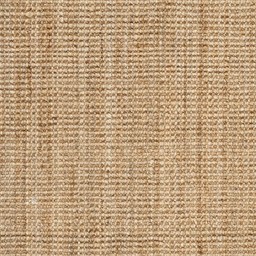 Safavieh Natural Fiber Collection NF747A Hand Woven Natural Jute Area Rug 2 X 3 0 4