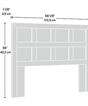 Sauder Dakota Pass Headboard FullQueen Craftsman Oak Finish 0 2 300x360