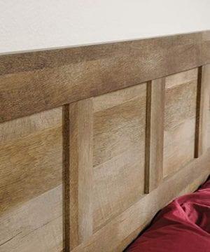 Sauder Dakota Pass Headboard FullQueen Craftsman Oak Finish 0 3 300x360