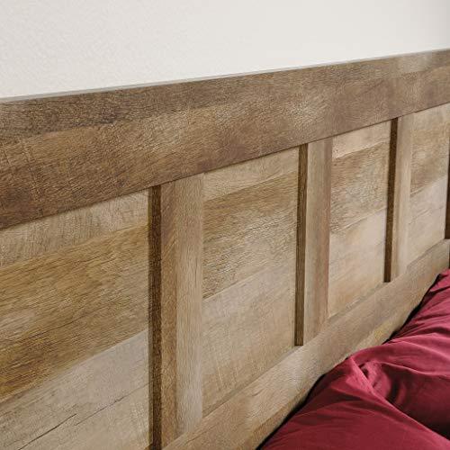 Sauder Dakota Pass Headboard FullQueen Craftsman Oak Finish 0 3