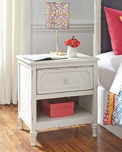 Signature Design By Ashley Faelene Dressers Chipped White 0 0