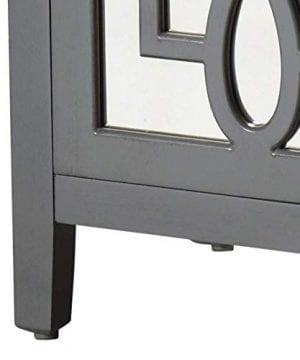 Stylecraft AF10418DS Roxie Rose 18 Wide Wood Nightstand 0 0 300x360