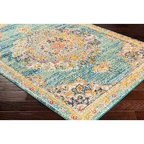 Tomales Updated Traditional Farmhouse 2 X 3 Rectangle Updated Traditional 100 Polypropylene Area Rug 0 2