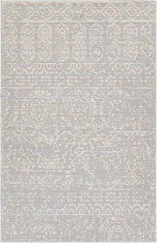 Well Woven Firenze Dorothea Modern Vintage Mosaic Tile Work Distressed Grey Accent Rug 2 X 3 Doormat 0 2