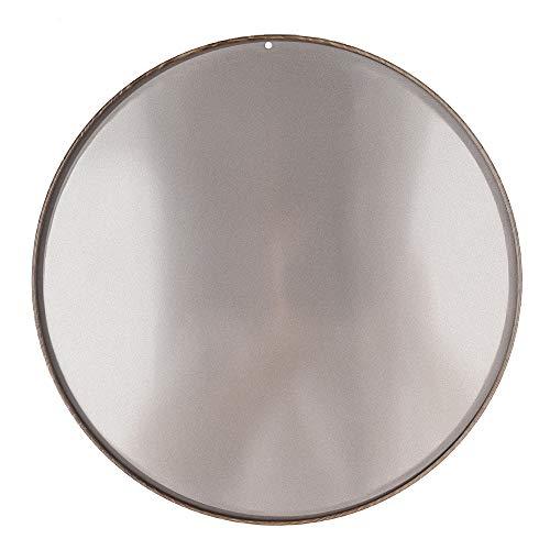 Dojune Decor Signs IndoorOutdoor Farmers Market Eggs Wholesale Novelty Metal Circular Sign 0 0