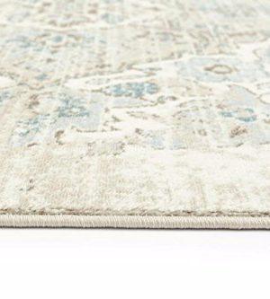 4620 Distressed Cream 65x92 Area Rug Carpet Large New 0 1 300x333