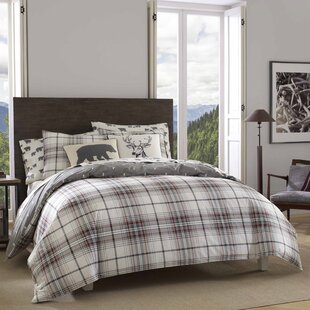 Alder+Plaid+Reversible+Comforter+Set
