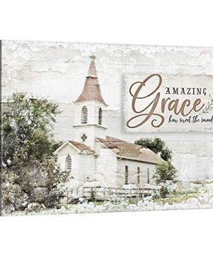 Amazing Grace Canvas Wall Art Print 60x40x125 0 300x360