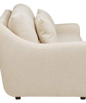 Amazon Brand Stone Beam Calhoun Fabric Sofa 91W Ecru 0 1 300x360