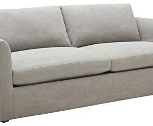 Amazon Brand Stone Beam Faraday Down Filled Casual Sofa 102W Light Grey 0 300x247