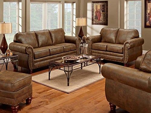 American Furniture Classics 4 Piece Sedona Sleeper Sofa 0