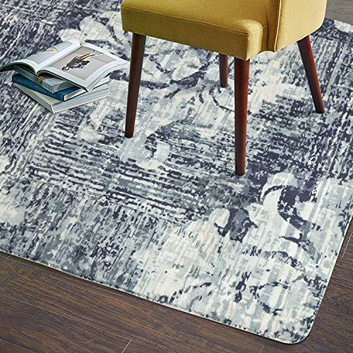 Artiron Vintage Floral Collection Area Rugs 3 X 5 Non Slip Soft Microfiber Modern Area Rug Velvet Carpet For Living Room Bedroom Home Decor 0 4