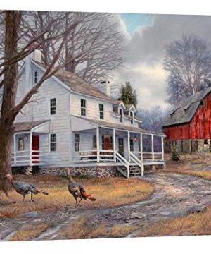 Cortesi Home The Way It Used To Be By Chuck Pinson Giclee Canvas Wall Art 40x 54 0 300x360
