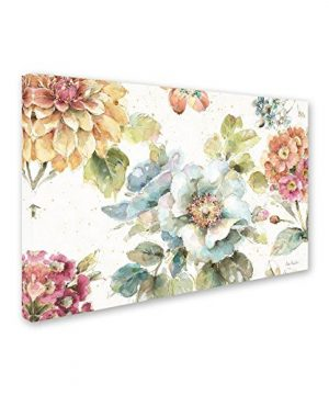 Country Bloom I By Lisa Audit 12x19 Inch Canvas Wall Art 0 0 300x360