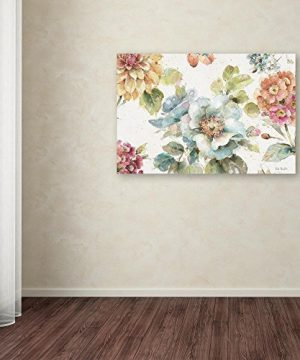 Country Bloom I By Lisa Audit 12x19 Inch Canvas Wall Art 0 1 300x360