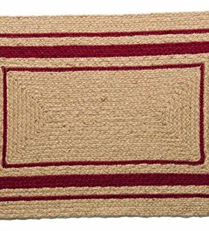 IHF Home Decor Cameron Braided Rug Rectangle Accent Area Floor Carpet Jute Natural Fiber 20 X 30 To 8x10 27x48 0 300x331
