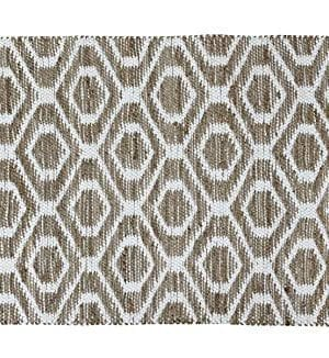 Jute Cotton Rug 3x5 Reversible Hand Woven Farmhouse Vintage Natural White RugKitchen Rugs Farmhouse Rugs Rugs For Living BedroomWoven Rugs 0 1 300x326