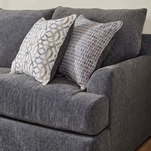 Lane Home Furnishings 8046 03 Surge Charcoal Sofa Gray 0 1
