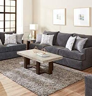 Lane Home Furnishings 8046 03 Surge Charcoal Sofa Gray 0 2 300x312