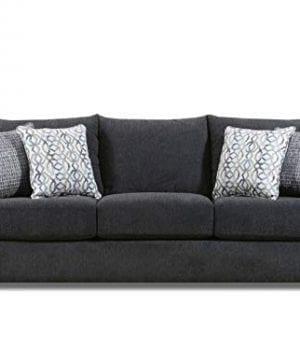 Lane Home Furnishings 8046 03 Surge Charcoal Sofa Gray 0 300x360
