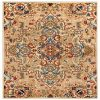 Luxe Weavers Howell Collection Oriental 8x10 Cream Area Rug 0 100x100