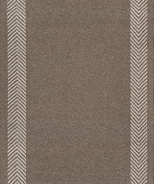 Momeni Rugs Mesa Collection 100 Wool Hand Woven Flatweave Transitional Area Rug 5 X 8 Natural Brown 0 300x360