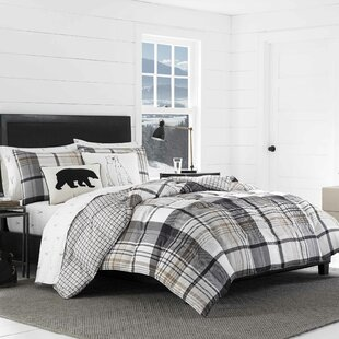 Normandy+Plaid+Reversible+Comforter+Set
