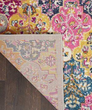 Nourison Passion Multicolor Bohemian Colorful Farmhouse Area Rug 8X10 8X 10 0 2 300x360
