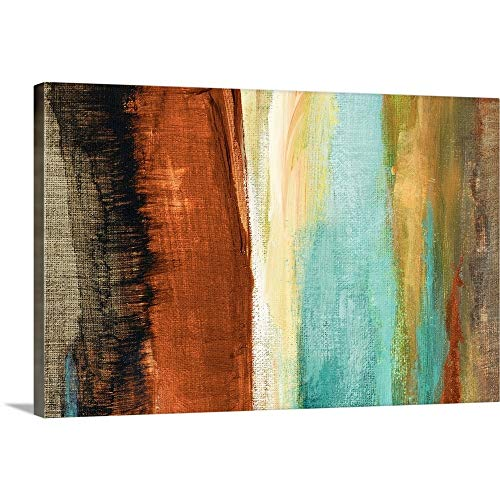 Rustic Sea Canvas Wall Art Print 18x12x125 0