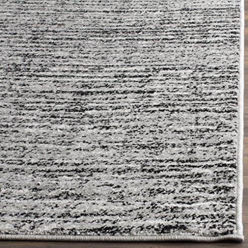 Safavieh Adirondack Collection ADR117A Black And Silver Contemporary Area Rug 8 X 10 0 0