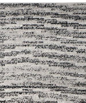 Safavieh Adirondack Collection ADR117A Black And Silver Contemporary Area Rug 8 X 10 0 1 300x360