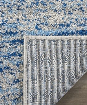 Safavieh Adirondack Collection ADR117D Blue And Silver Contemporary Area Rug 3 X 5 0 0 300x360