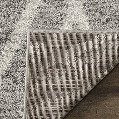 Safavieh Adirondack Collection ADR128B Ivory And Silver Vintage Area Rug 4 X 6 0 2