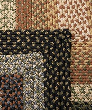 Safavieh Braided Collection BRD308A Hand Woven Reversible Area Rug 8 X 10 Multi 0 4 300x360