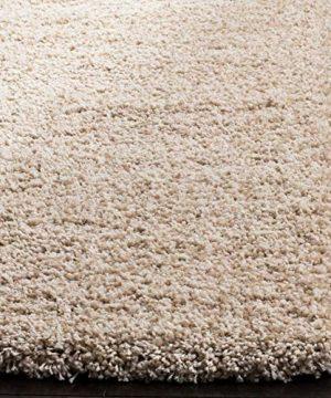 Safavieh California Premium Shag Collection SG151 1313 Area Rug 3 X 5 Beige 0 2 300x360