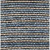 Safavieh Cape Cod Collection CAP363A Hand Woven Blue And Natural Jute And Cotton Area Rug 6 X 9 0 100x100