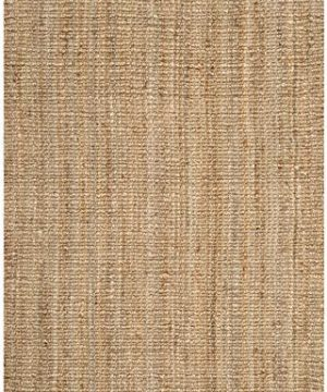 Safavieh Natural Fiber Collection NF447A Hand Woven Chunky Textured Jute Area Rug 3 X 5 0 1 300x360